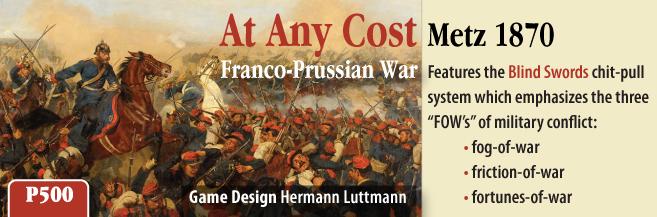 Franco Prussian Wargame