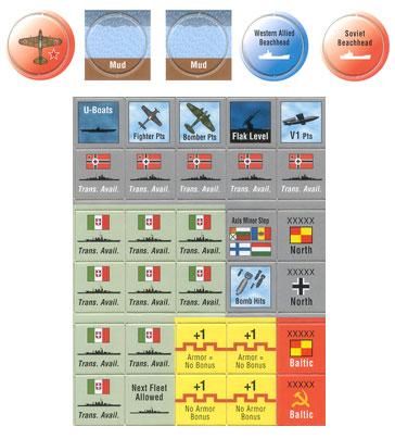 GMT Games - Europe Engulfed