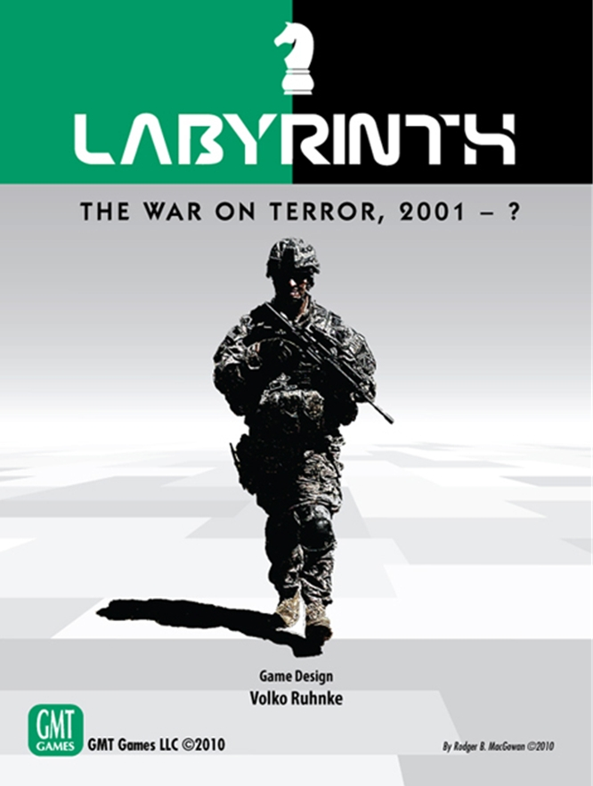 Labyrinth: War on Terror  -  GMT Games