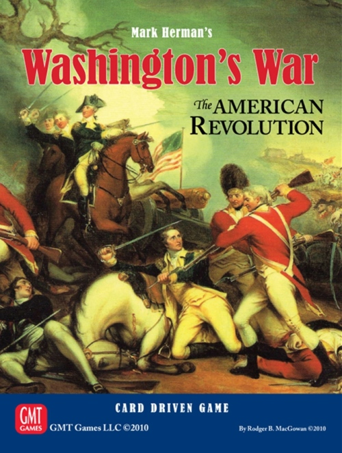 Washingtons War -  GMT Games