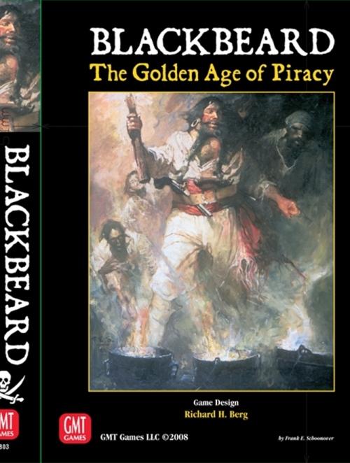 Blackbeard (T.O.S.) -  GMT Games