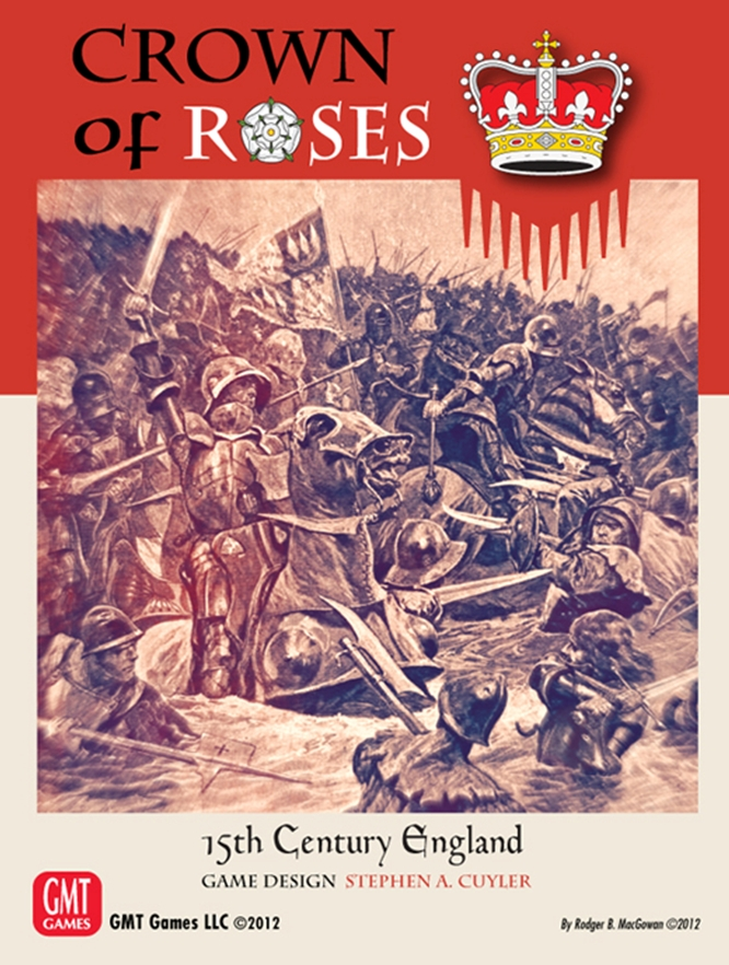 Crown of Roses -  GMT Games