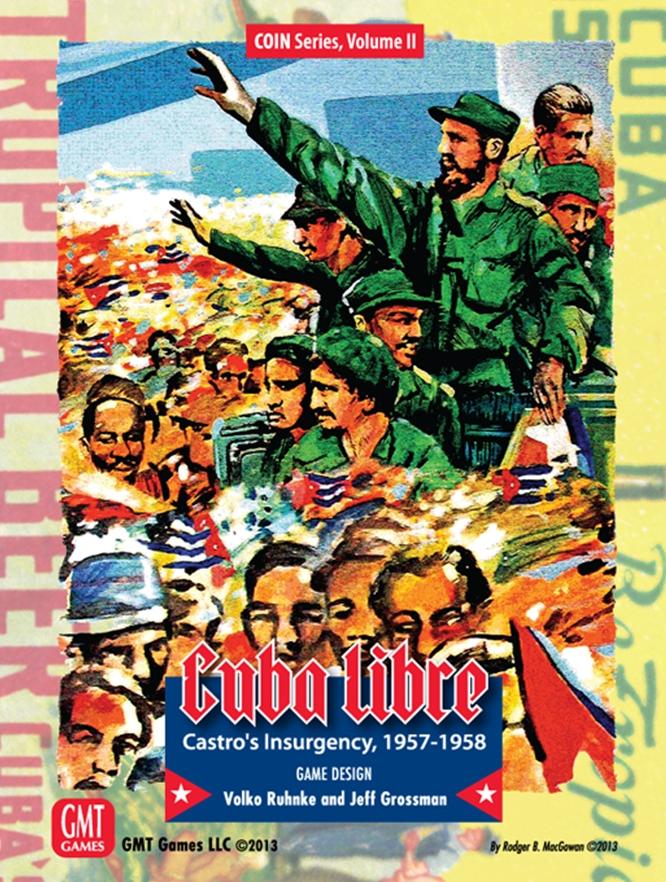 Cuba Libre (T.O.S.) -  GMT Games