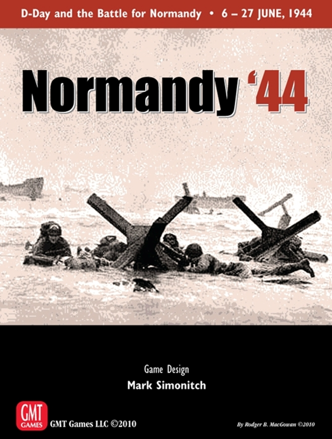 Normandy 44 (T.O.S.) -  GMT Games