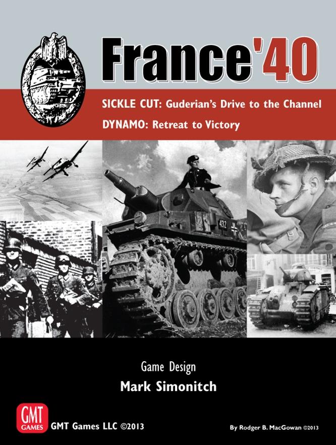 France 40 -  GMT Games