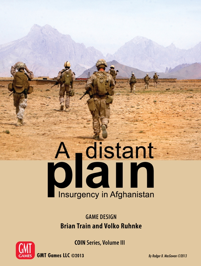A Distant Plain (T.O.S.) -  GMT Games