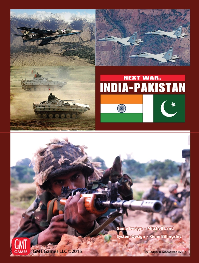 Next War: India Pakistan -  GMT Games