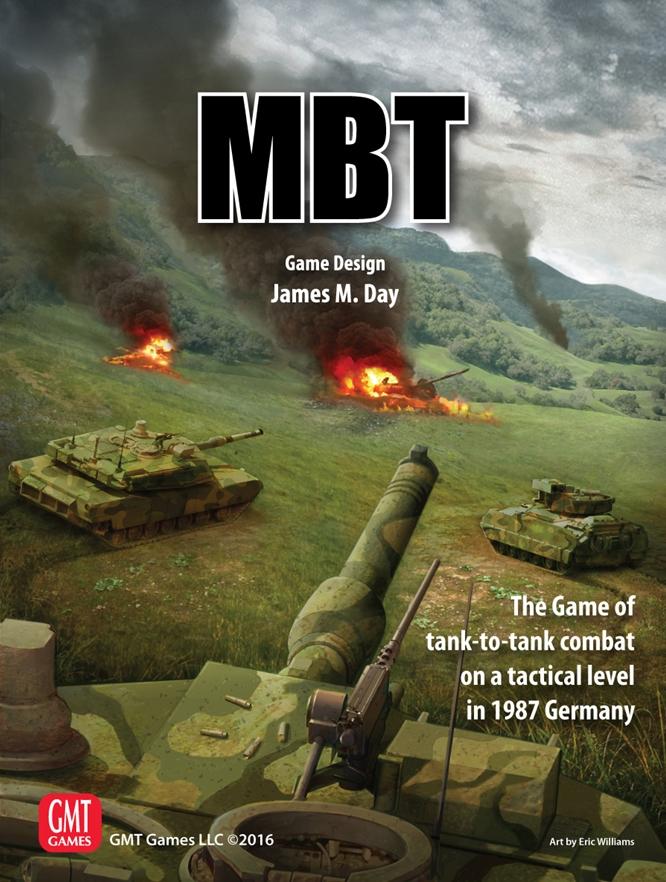 MBT -  GMT Games