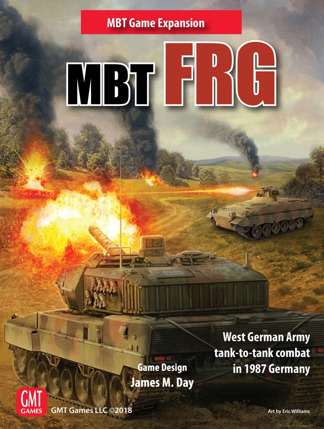 FRG: MBT Expansion -  GMT Games