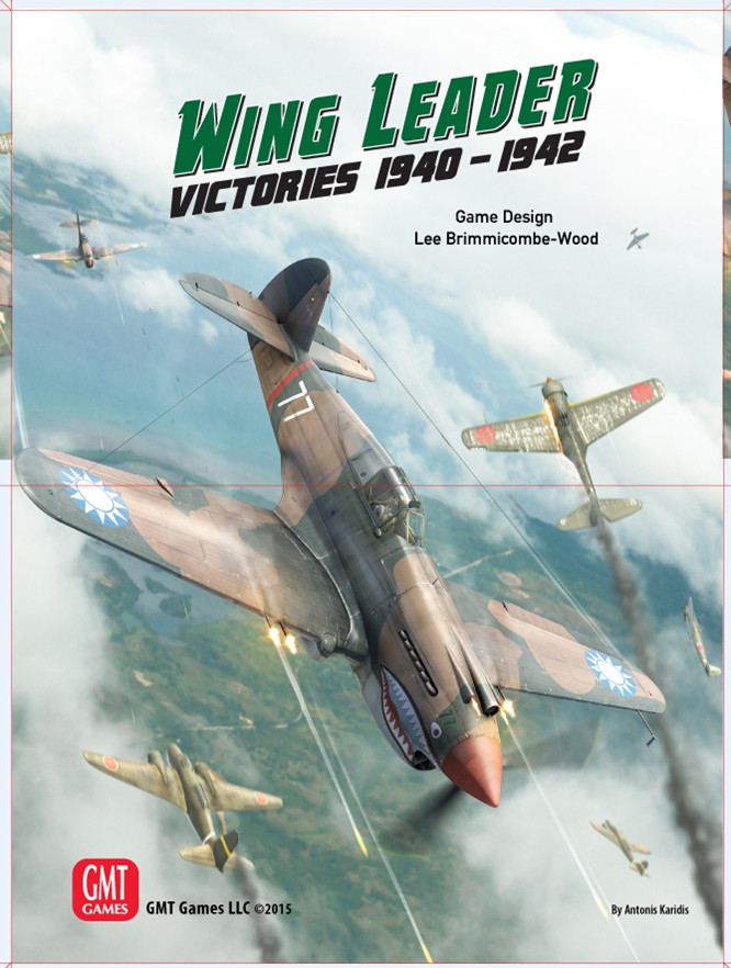 Wing Leader: Victories 1940-1942 -  GMT Games