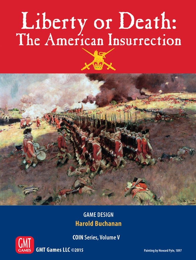 Liberty or Death: The American Insurrection -  GMT Games