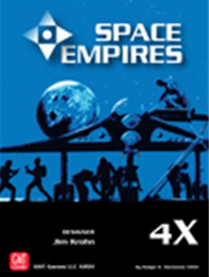 Space Empires 4X -  GMT Games