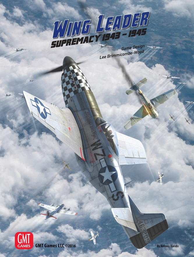 Wing Leader: Supremacy 1943-1945 -  GMT Games