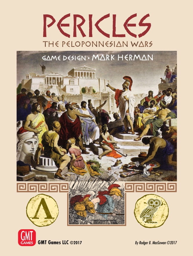Pericles: The Peloponnesian Wars -  GMT Games