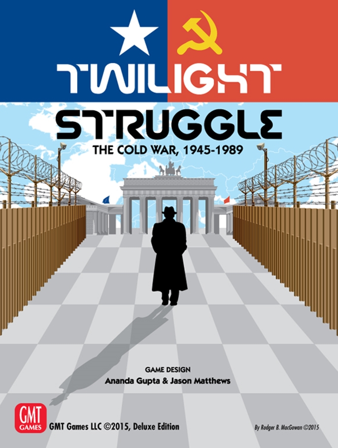 Twilight Struggle -  GMT Games
