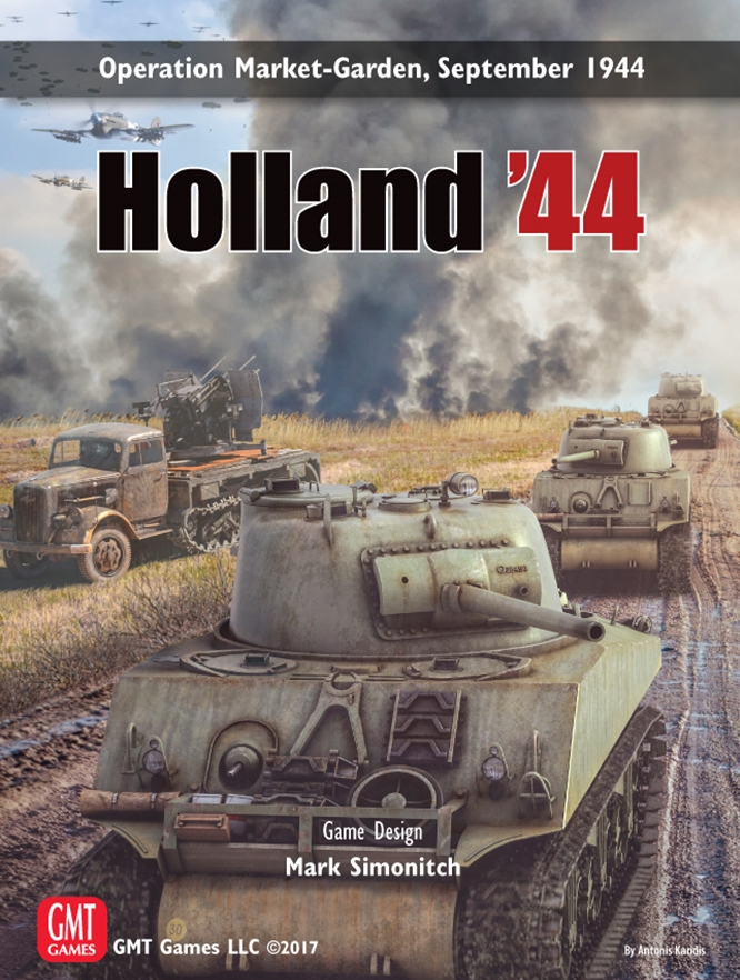 Holland 44: Operation Market-Garden -  GMT Games