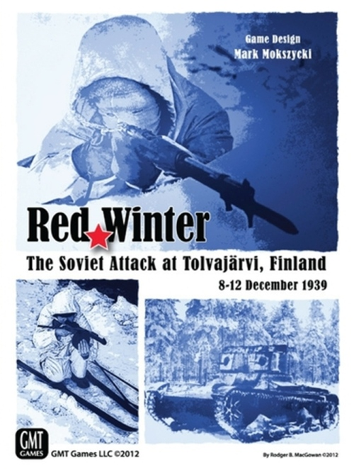 Red Winter -  GMT Games