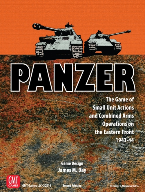 Panzer (T.O.S.) -  GMT Games