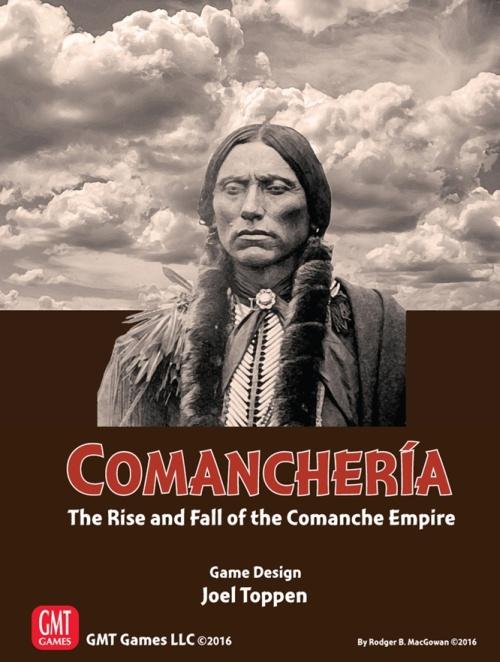 Comancheria: The Rise and Fall of the Comanche Empire -  GMT Games