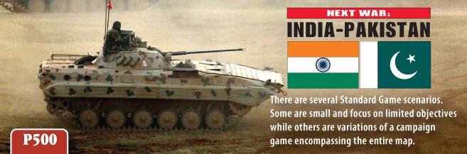 GMT Games - Next War: India-Pakistan
