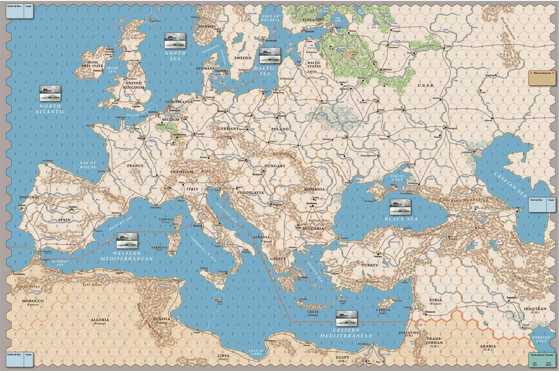 GMT Games - The Supreme Commander