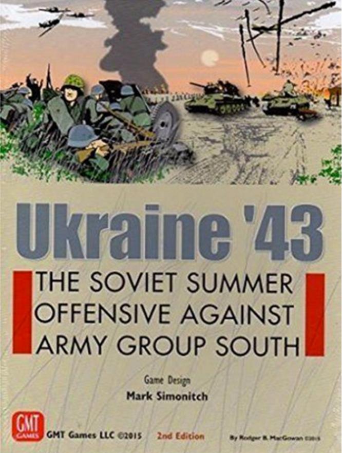 Ukraine 43 -  GMT Games