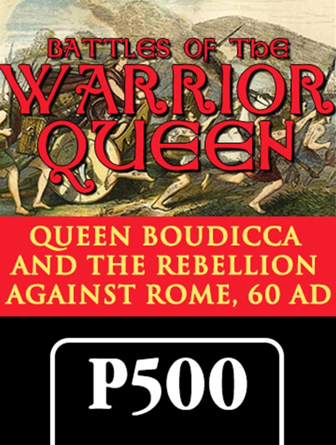 Battles of The Warrior Queen: Caesar Conquest of Gaul Module -  GMT Games