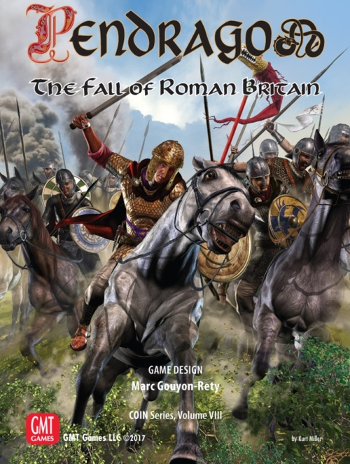 Pendragon: The Fall of Roman Britain  -  GMT Games