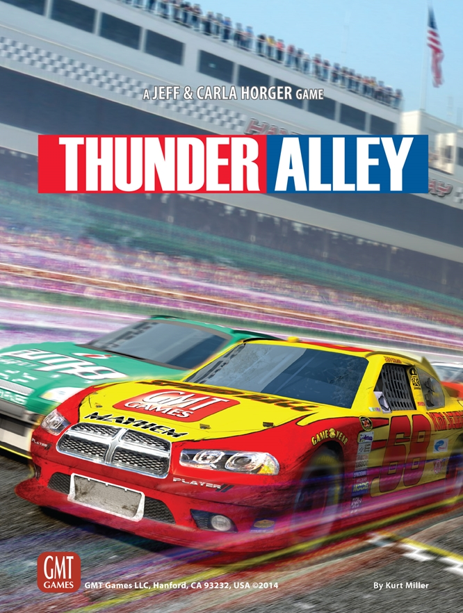 Gmt Games Thunder Alley
