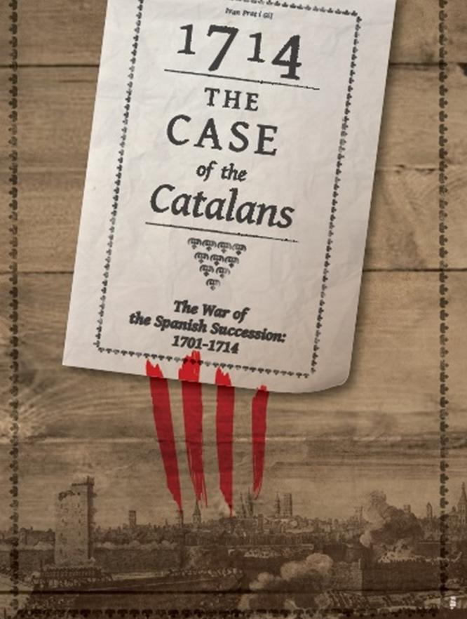 foto de GMT Games - 1714: The Case of the Catalans
