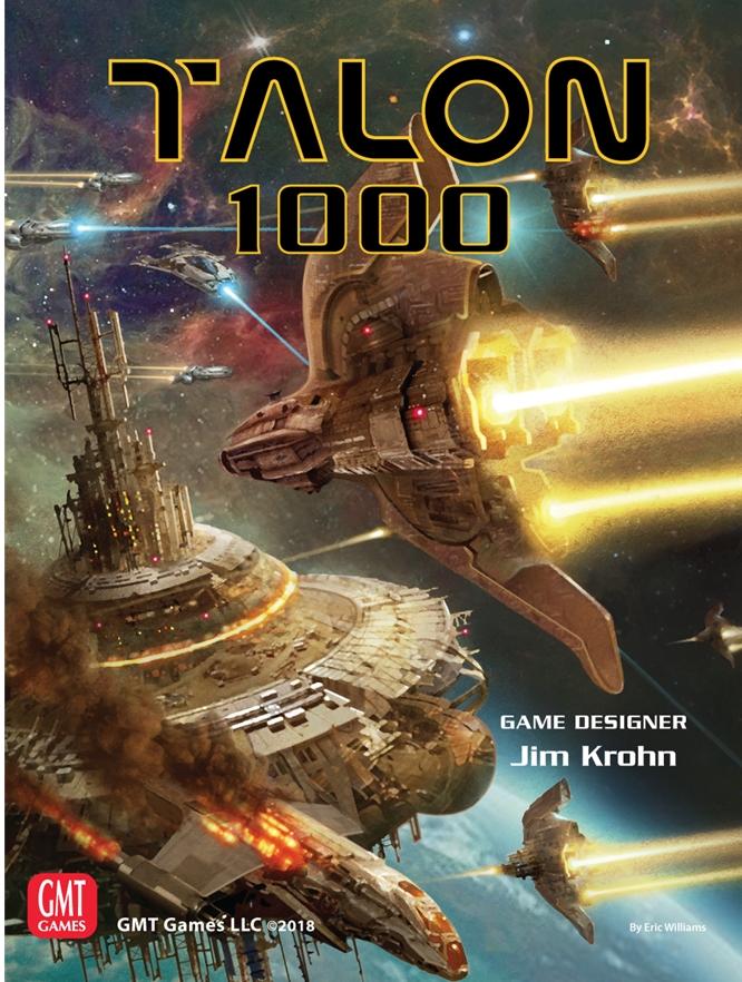 Talon: 1000 Expansion -  GMT Games