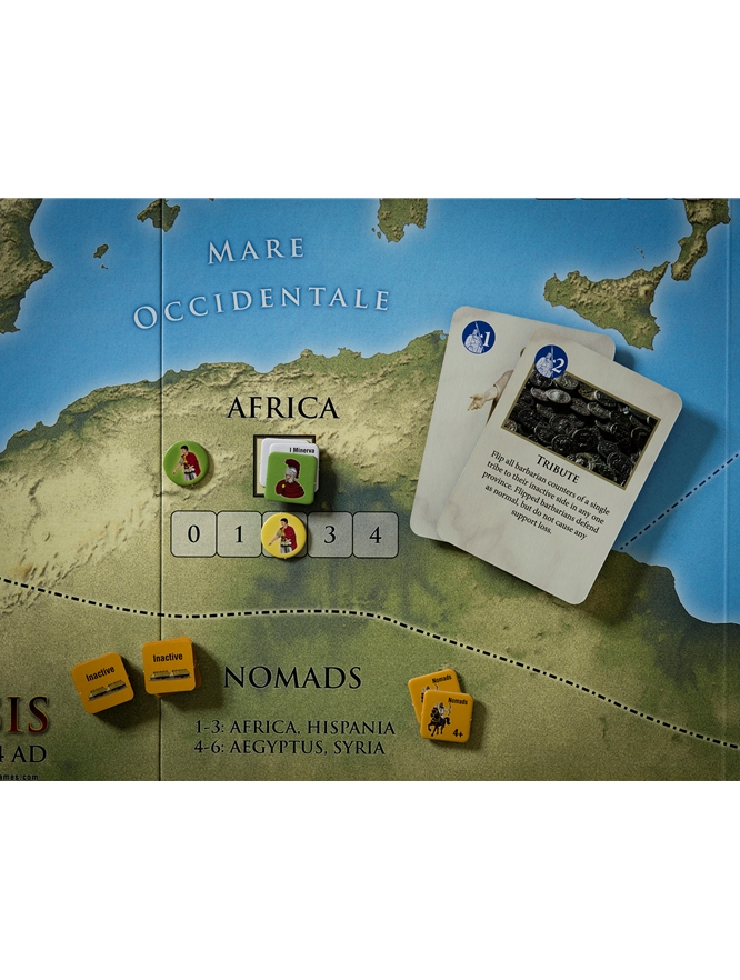 GMT Games - Time of Crisis, 2nd Printing
