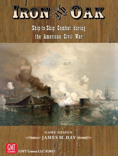 GMT Games - Iron and Oak