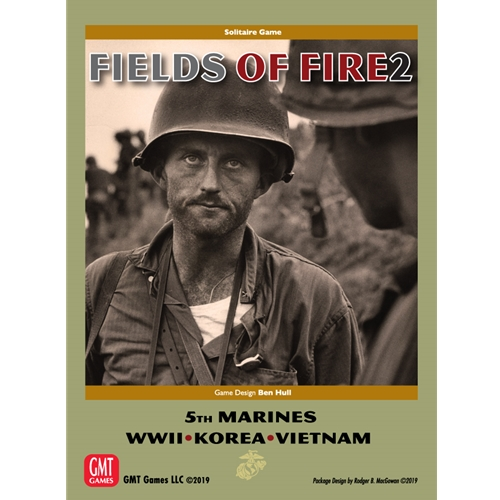 Fields of Fire Volume 2: With the Old Breed -  GMT Games