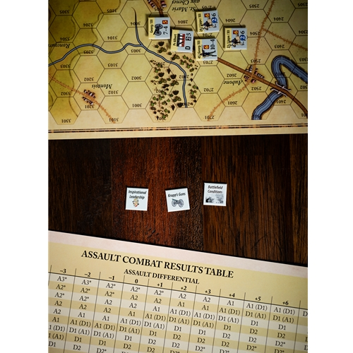 GMT Games - At Any Cost: Metz 1870