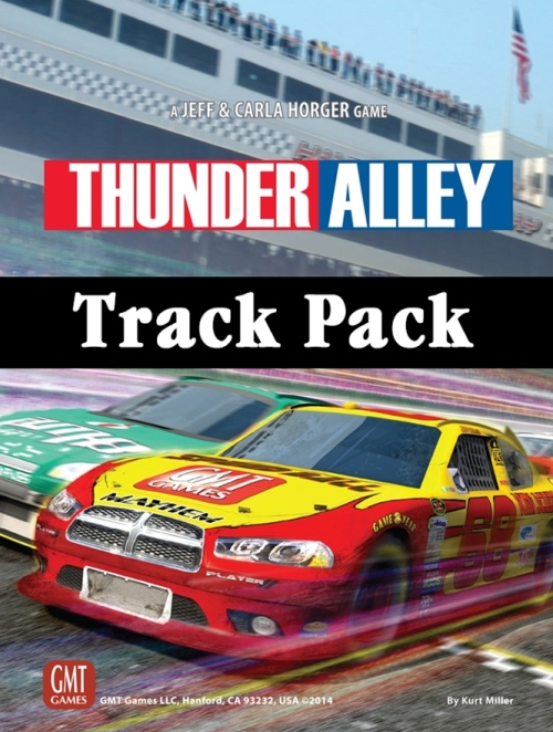 GMT Games - Thunder Alley - New Track Pack