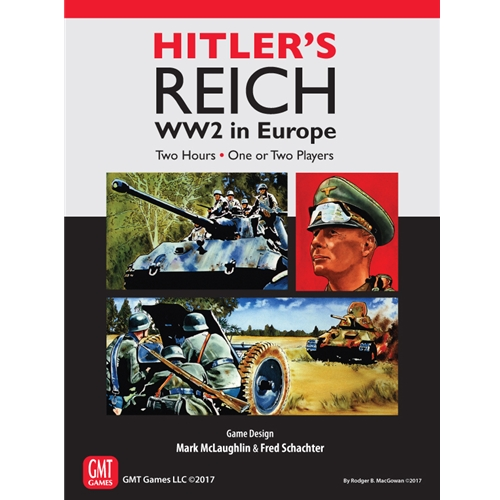 Hitlers Reich -  GMT Games