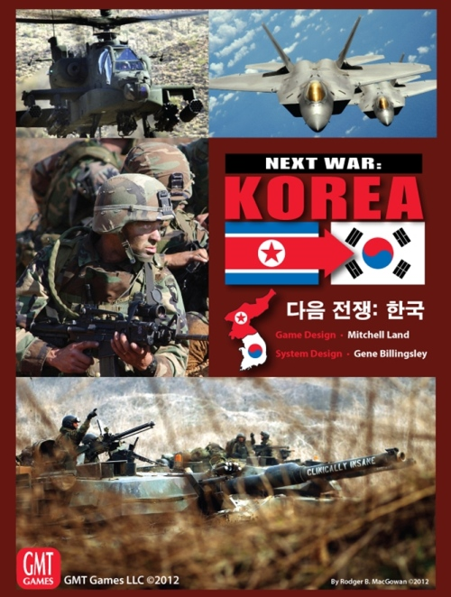 Next War: Korea -  GMT Games