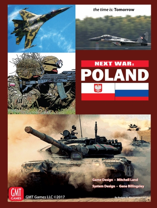 GMT Games - Next War: Poland