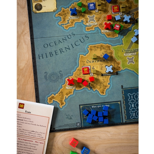 GMT Games - Pendragon: The Fall of Roman Britain