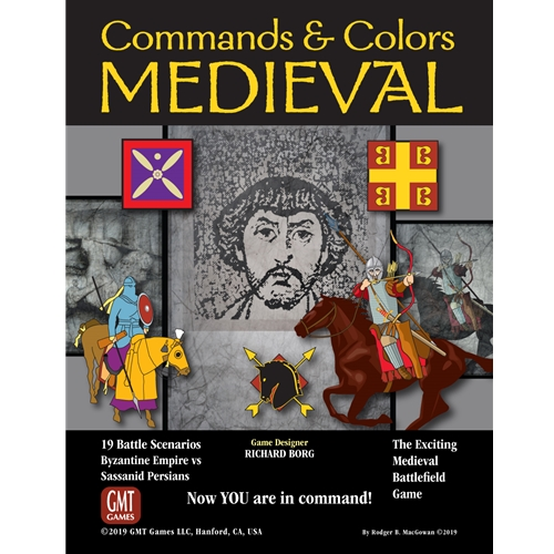 Commands and Colours Medieval -  GMT Games