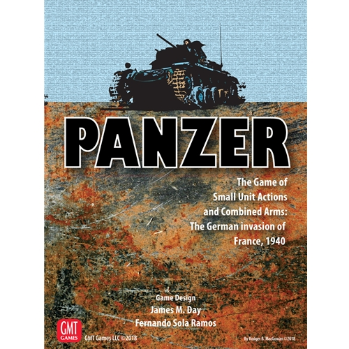Panzer: Expansion 4: France 1940 -  GMT Games