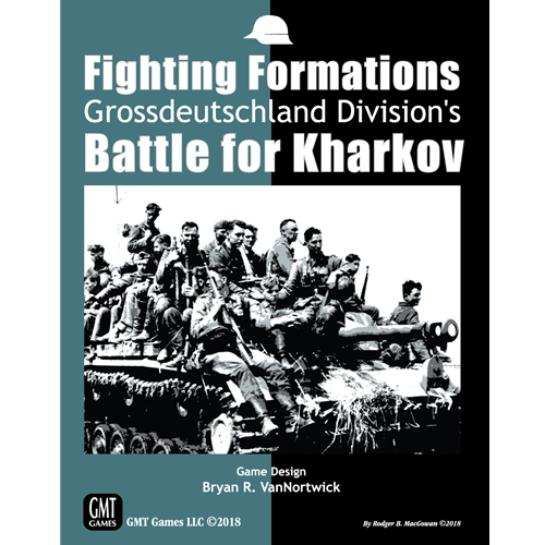 Grossdeutschland Divisions Battle for Kharkov: Fighting Formations -  GMT Games