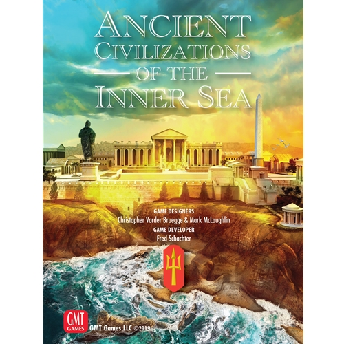 GMT Games - Ancient Civilizations of the Inner Sea