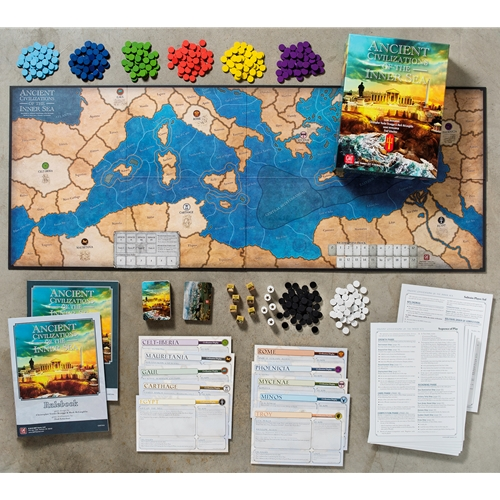 GMT Games - Ancient Civilizations of the Inner Sea on map of middle east religion, map of middle east biomes, map of middle east countries, map of middle east geography, map of middle east politics, map of middle east war, map of middle east india, map of middle east weather, map of middle east english, map of middle east islam, map of middle east africa, map of middle east mesopotamia, map of middle east volcanoes, map of middle east rome, map of middle east history,