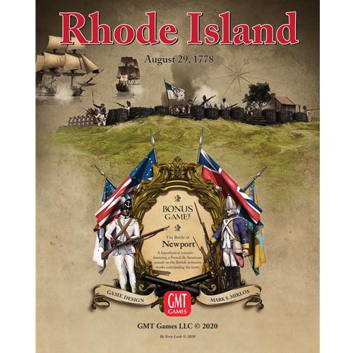 The Battle of Rhode Island -  GMT Games