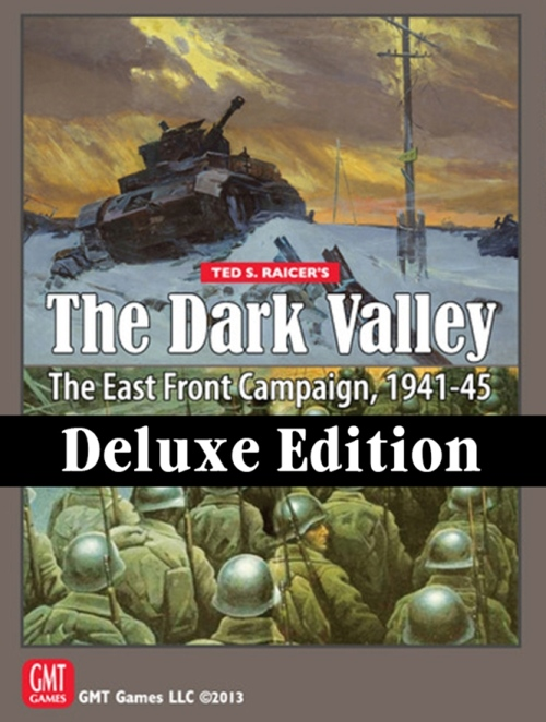 The Dark Valley: Deluxe Edition -  GMT Games
