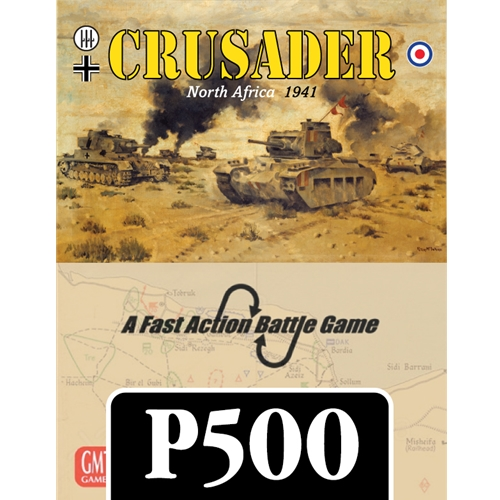 GMT Games   Crusader: FAB #4