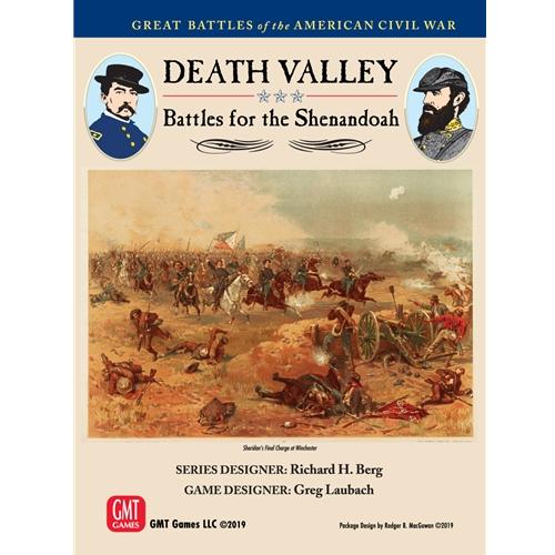Death Valley: Battles for the Shenandoah -  GMT Games