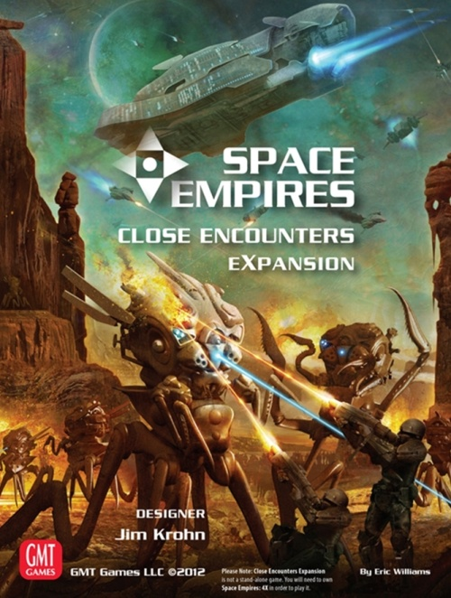 Space Empires: Close Encounters - GMT Games